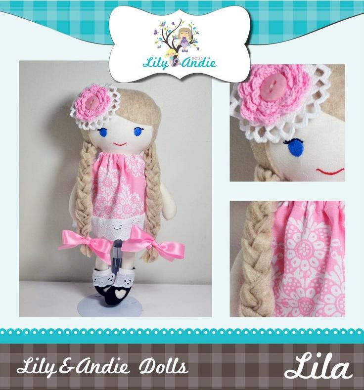 LilyandAndie Dolls - No146 ©LilyandAndie Dolls 2011