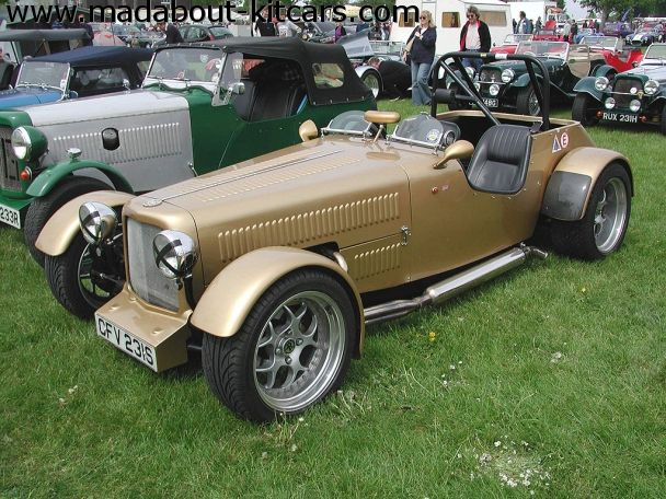 Kit Cars To Build Yourself To See All Pictures Of This