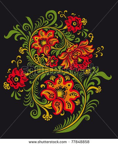 Resultados da Pesquisa de imagens do Google para http://image.shutterstock.com/display_pic_with_logo/318304/318304,1306224097,1/stock-photo-ornament-in-style-of-russian-national-tradition-77848858.jpg