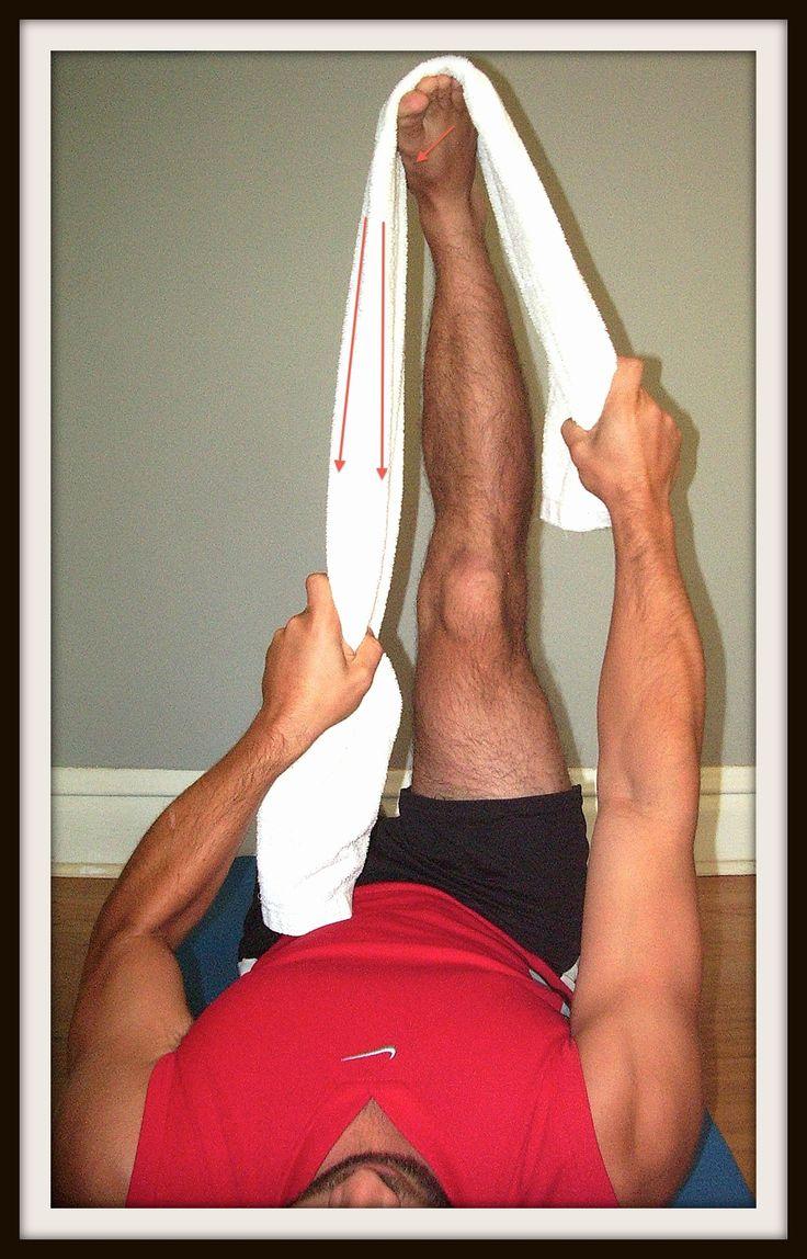 Peroneus longus stretching