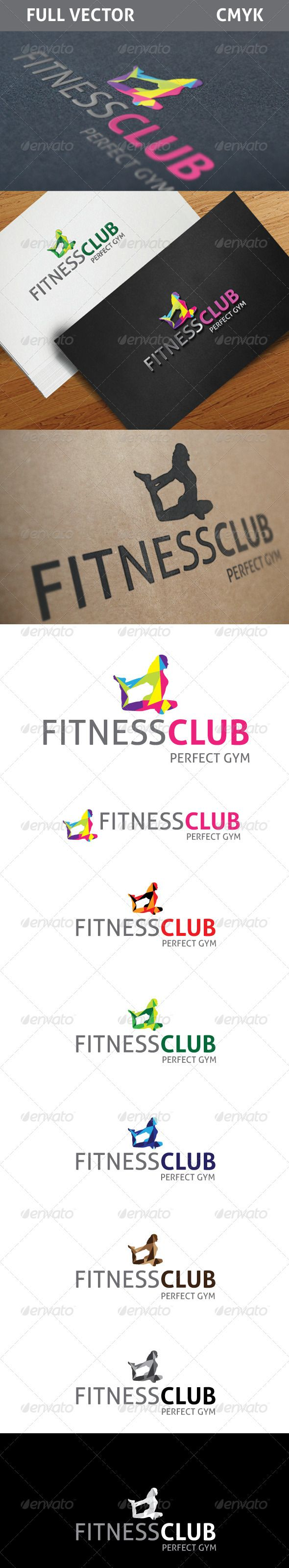 Fitness Club Logo  #GraphicRiver        Can be Used with Gym, health and Fitness Club business, blog, websites, centres etc Free Font Used  .fontsquirrel /fonts/Aller     Created: 22June12 GraphicsFilesIncluded: VectorEPS #AIIllustrator Layered: No MinimumAdobeCSVersion: CS3 Resolution: Resizable Tags: aerobics #body #bodybuilding #business #calories #center #club #corporate #design #energy #exercises #fat #fitness #gym #health #instructor #logo #medical #modern #nutrition #perfect #power…