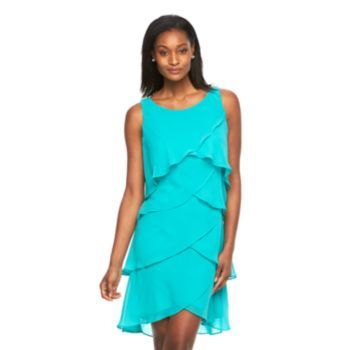 Women's Expo Tulip Tier Shift Dress
