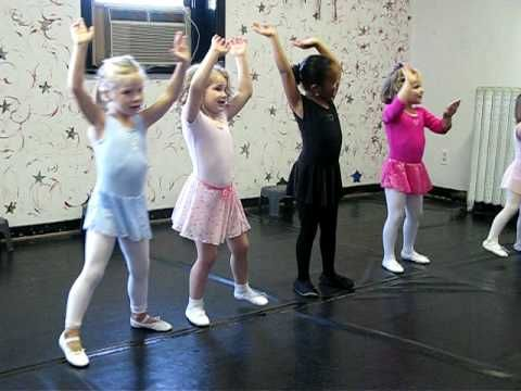 Preschool Monster Boogie Dance - YouTube