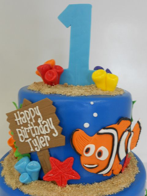 Nemo Cake Decorating Kit : 25+ best ideas about Finding nemo cake on Pinterest Nemo ...