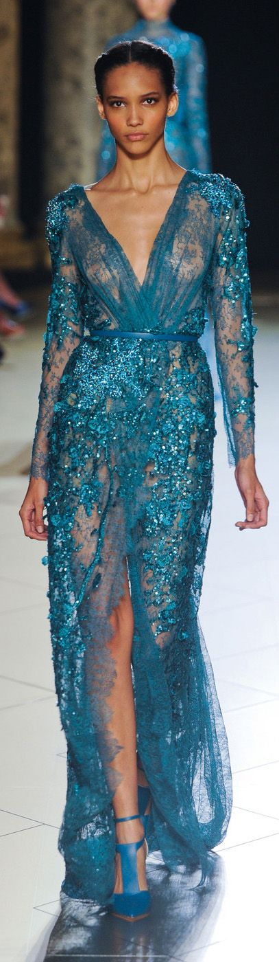 Elie Saab Couture Fall 2012   http://www.stylebistro.com/runway/Couture+Fall+2012/Elie+Saab/browse     ♥ℒℴѵℯ♥