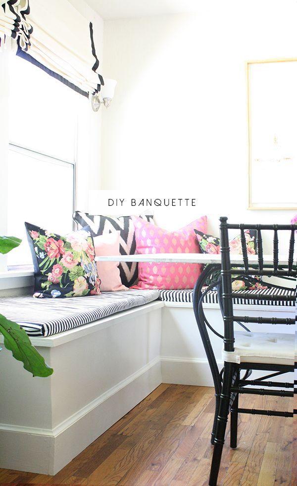 Best 25+ Banquette seating ideas on Pinterest | Kitchen ...