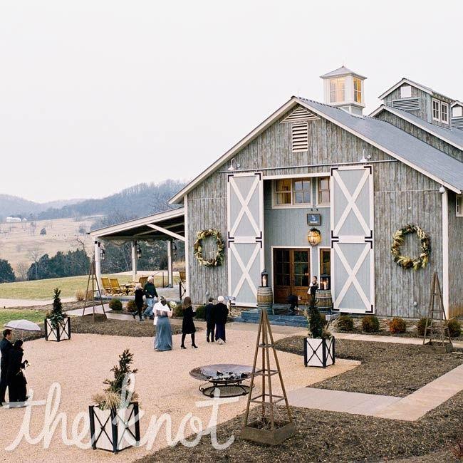 Best 25+ Farmhouse Wedding Venue Ideas On Pinterest