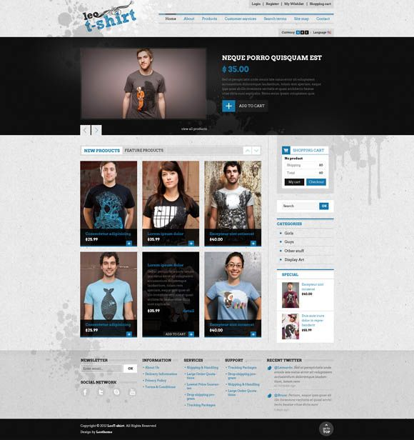 25 Best Free Prestashop Themes