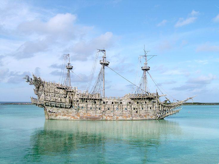 1399232772 41b13cc260 B Jpg 1024 768 El Holandés Errante Piratas Del Caribe Crucero Por El Caribe