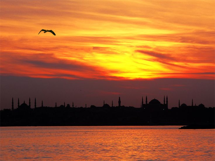 Istanbul Sunset | Istanbul Sunset by sendogan