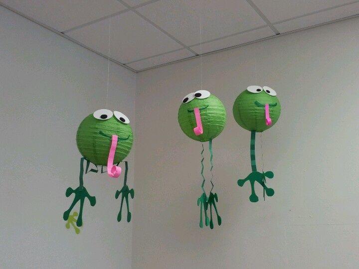 decoracion para salon de clases sapo - Buscar con Google