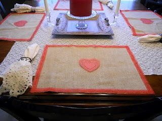 Burlap and Lace Valentine's Day: Valentine'S Day, Lace Valentines, Valentines Day, Lace Valentine'S S
