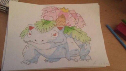 #pokemon #bisaflor