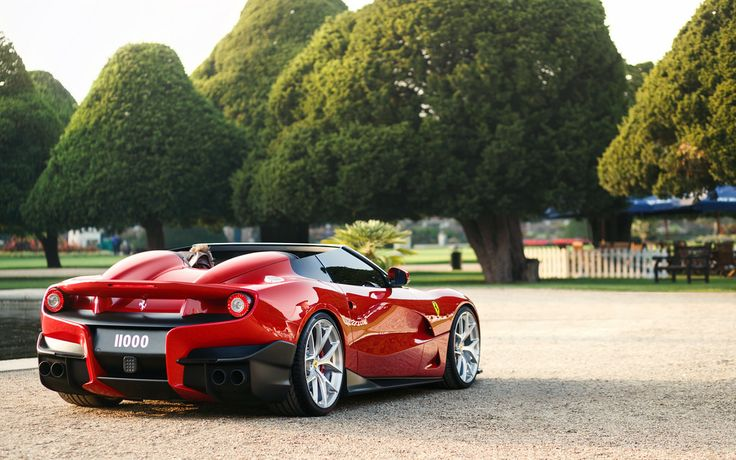 Cool Sports Cars Ferrari: Cool Red Ferrari TRS Https://www.flickr.com/photos