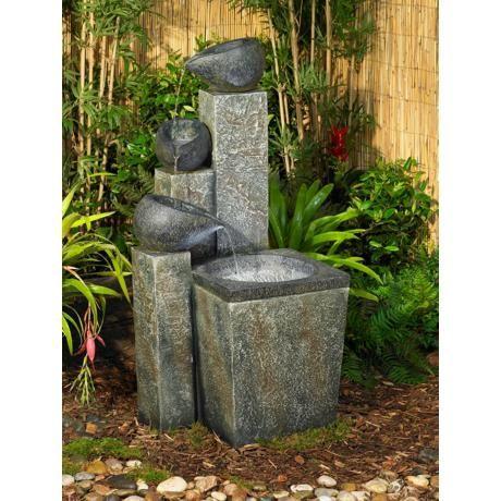 Asian Garden Fountain 30