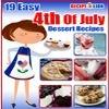 19 Easy 4th of July Dessert Recipes eCookbook | RecipeLion.com