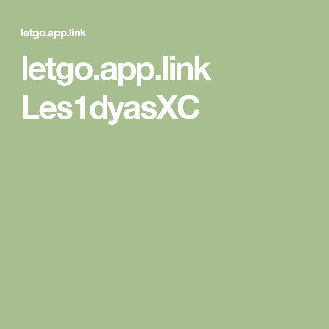 letgo.app.link Les1dyasXC