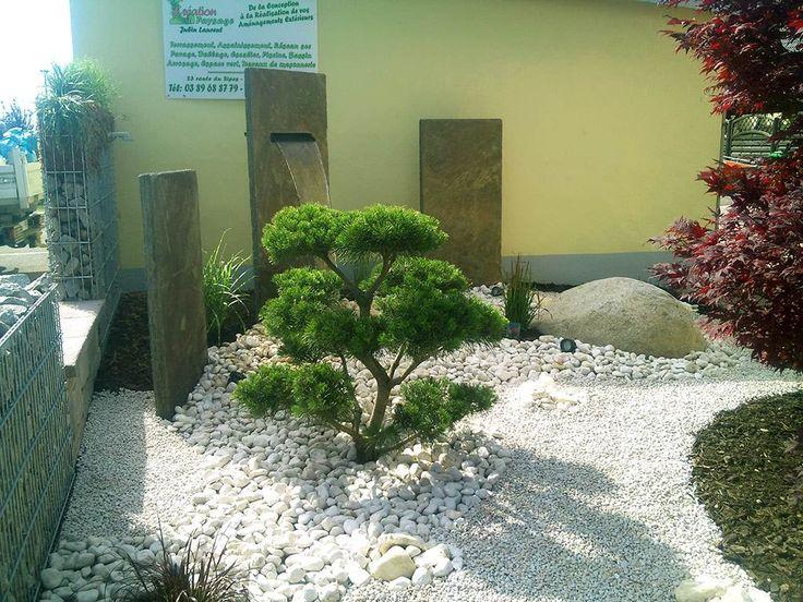 85 best images about parterre avec cailloux on pinterest small japanese garden pebble garden. Black Bedroom Furniture Sets. Home Design Ideas