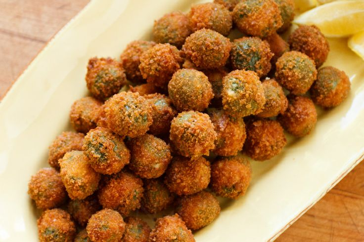 Something Wicked This Way Comes – Fried Stuffed #Olive|s