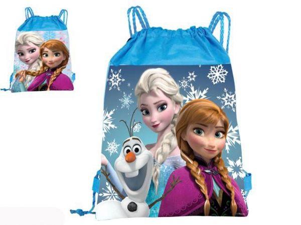 Mochila Cuerdas Frozen - Mochila Cuerdas Disnsey Frozen, 2 modelos surtidos.