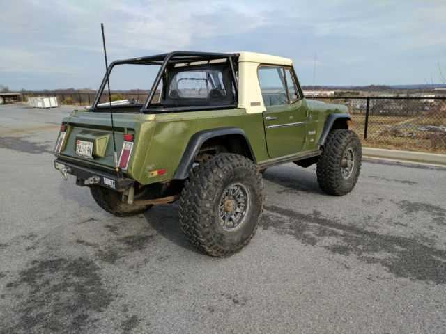 1972 Jeep Commando rock crawler - V8, 5spd, doubler, 1 tons, 40s *LOWERED PRICE* for sale: photos, technical specifications, description