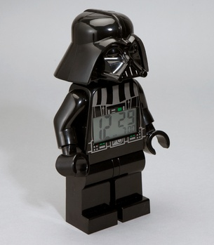 For the geek in me. Darth Vader alarm clock via @Martha Stewart Living: Vader Clocks, Darth Vader, Alarm Clocks, Stars War Bedrooms, Storms Troopers, Lego Darth, Boys Gifts, Lego Stars War, Vader Alarm