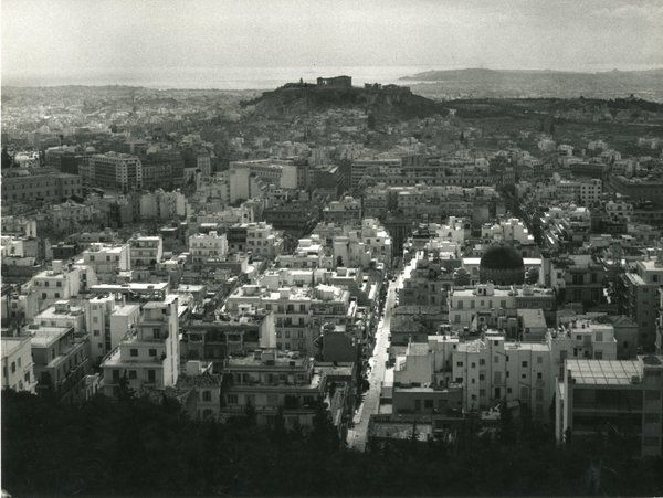 Athens 1960. Wolf Suschitzky.