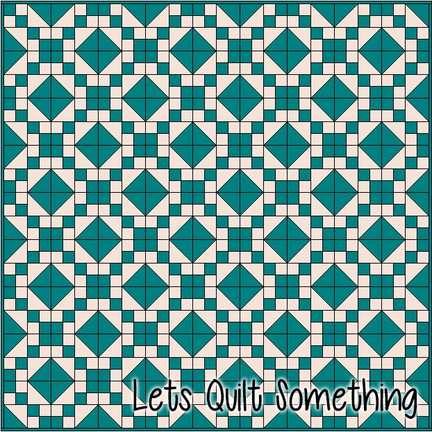 Lets Quilt Something: Jacobs Ladder Free Quilt Pattern - Charm Packs