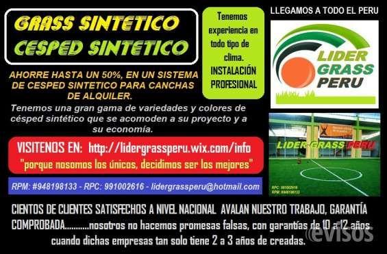 GRASS SINTÉTICO en AYACUCHO, precios de fábrica  SE VENDE E INSTALA SISTEMAS DE GRASS SINTETICO residencial y deportivo, EN LIMA Y PROVINCIAS: ...  http://huamanga.evisos.com.pe/grass-sintetico-en-ayacucho-precios-de-fabrica-id-605780