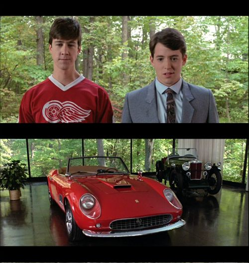 father in ferris bueller's day off