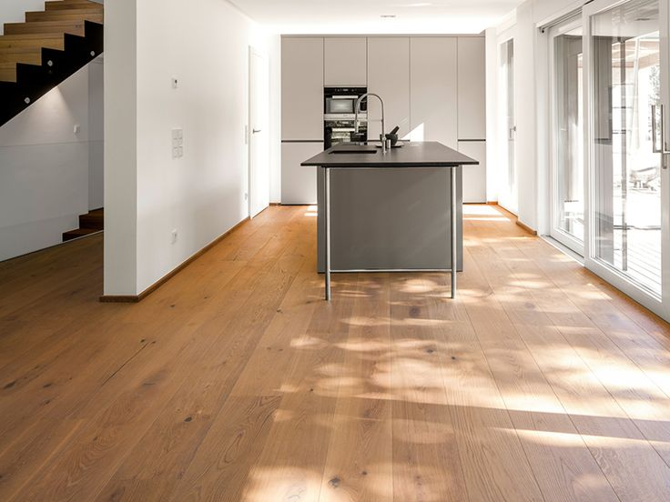 mafi Oak Country Vulcano Medium Brushed Natural Oil | Timber Floors | Kitchen