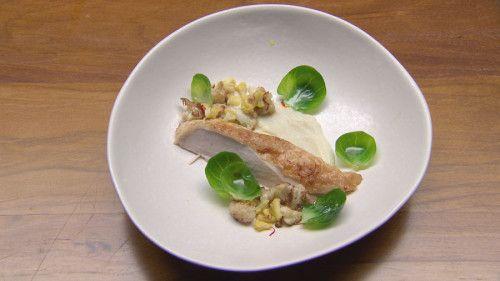 Chicken with Cauliflower 3 Ways http://masterchefrecipe.net/chicken-with-cauliflower-3-ways/