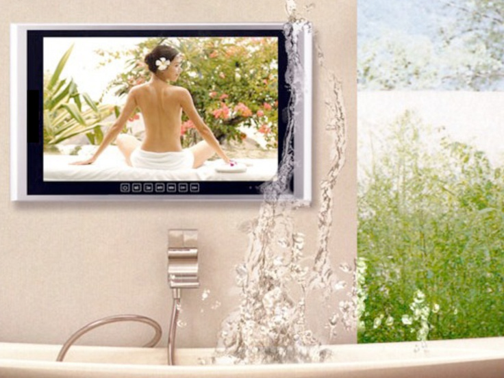 Bathroom TV TRENDS