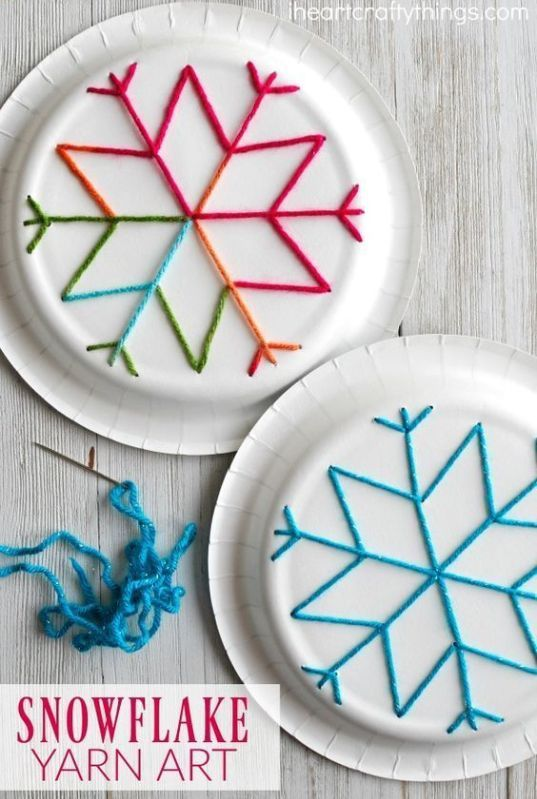 10 Paper Plate Christmas Crafts For Kids Parenting Kids