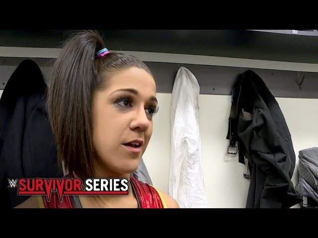 Bayley reacts to Charlotte Flair's stunning betrayal at Survivor Series: Exclusive, Nov. 20, 2016 #bayley #reacts #charlotte #flair…
