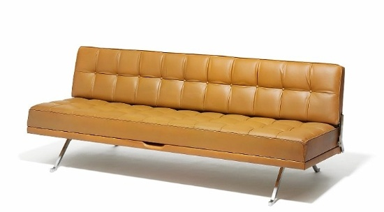 Johannes Spalt, Constanze daybed (via @International Auctioneers)