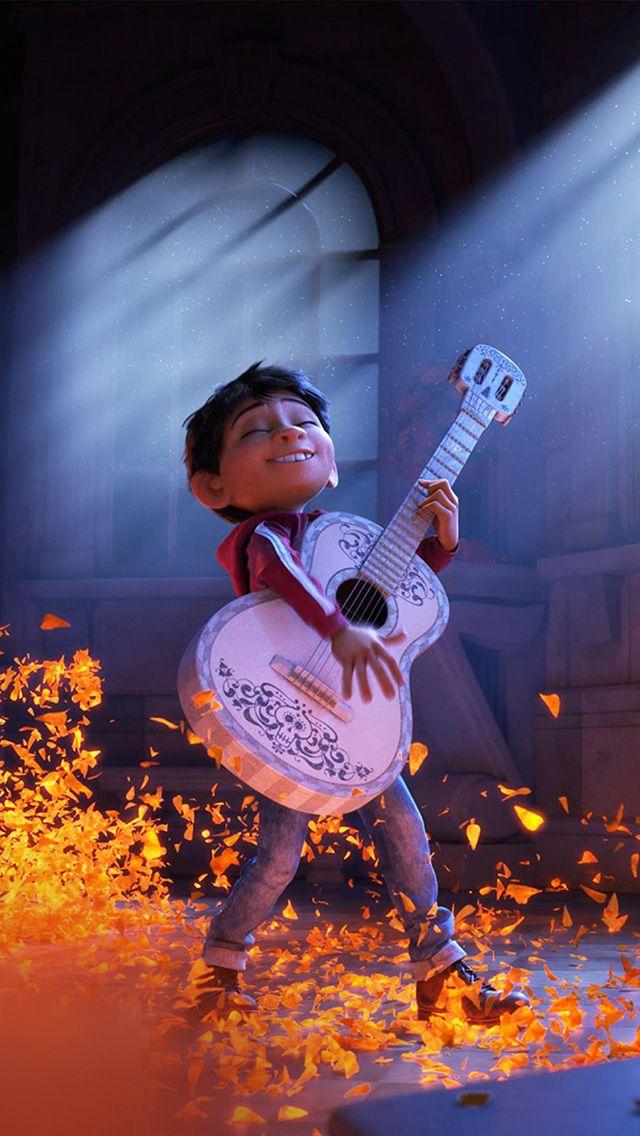 Bd49 Coco Disney Pixar Film Anime Art Illustration Film Anime Personnage Disney Disney