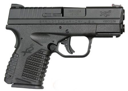 Springfield Armory XDs .45ACP On Sale for $499. with Free Shipping to your FFL Dealer @ www.shootersplus.com while supplies last. The small slim profile of the XDs makes it a very good concealed carry weapon.