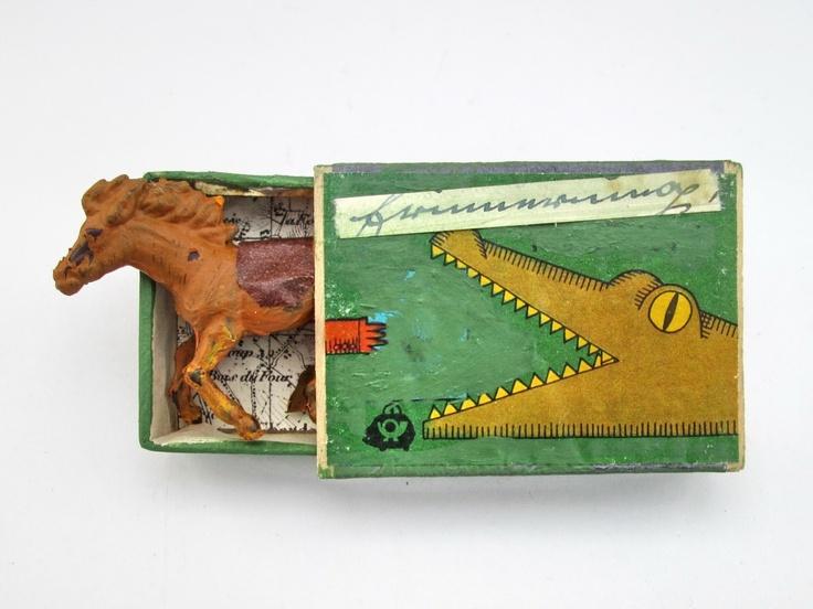 mano kellner, art box nr 350, in eile