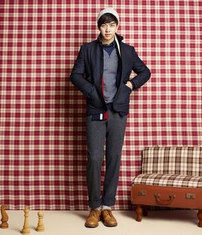 Lee Seung Gi ♡ #KDrama - For Heritory F/W 2013 Campaign