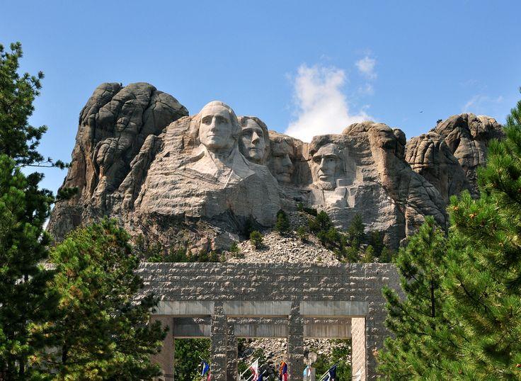 Мемориал на горе Рашмор