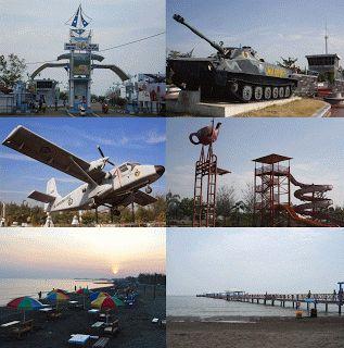 Pantai Alam Indah (PAI) Tegal Jawa Tengah