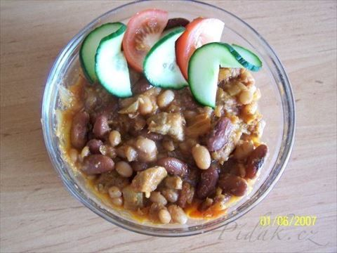 Picture of Recept - Mexické fazole skvělé