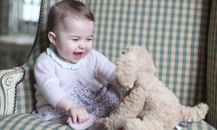 Charlotte de Cambridge, la número uno de la lista de los que 'realmente importan