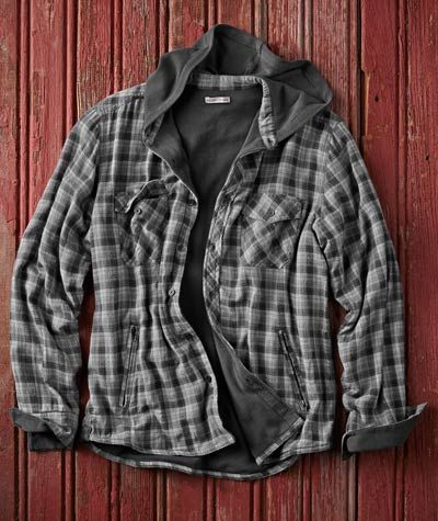 Effortlessly Cool Men's Shirts - Sidekick Shirt-Jac - Carbon2Cobalt