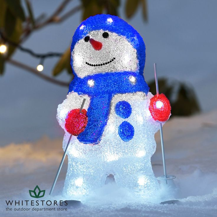 20 best christmas decorations images on pinterest for Outdoor christmas figures