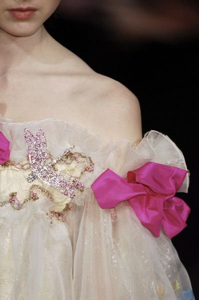 Christian Lacroix at Couture Spring 2006 (Details)                                                                                                                                                                                 More