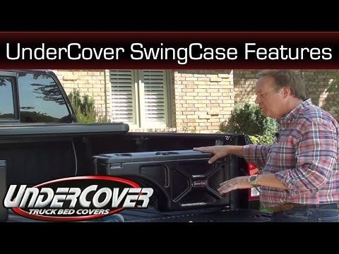 UnderCover Truck Bed Covers | UnderCover SwingCase