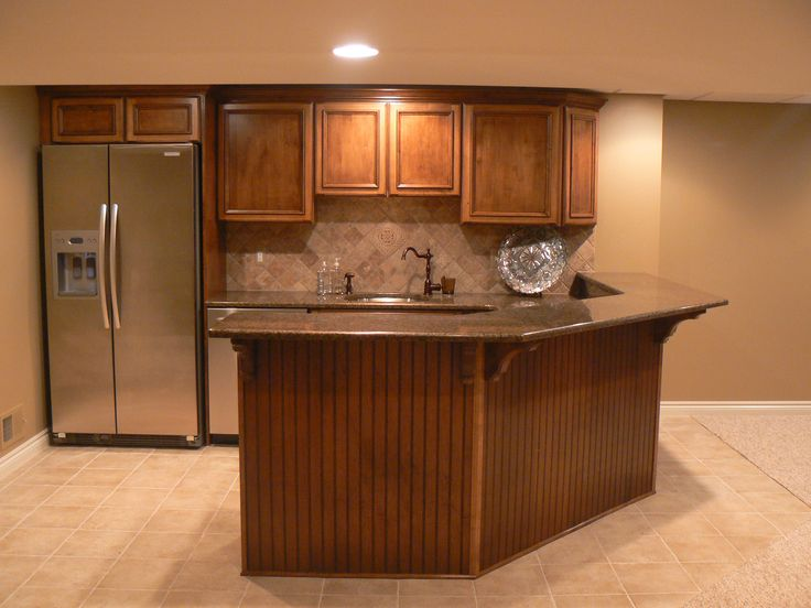 Basement Kitchen Design Best Decorating Inspiration