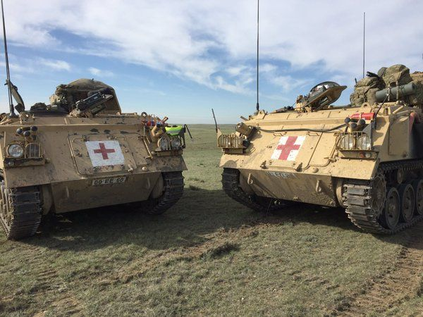 "1 Armd Medical Regt auf Twitter: ""More pictures from a very busy day in BATUS https://t.co/RivNXYtTmi"""